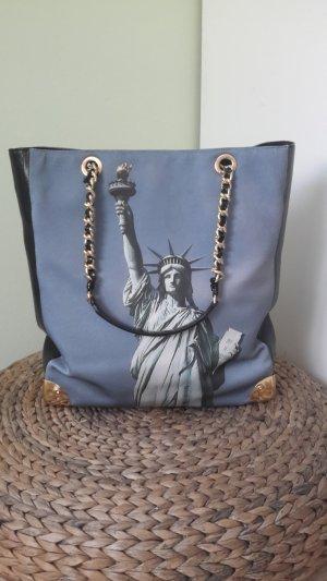 MOSCHINO haute couture Tasche/Shopper groß, leicht, neuwertig