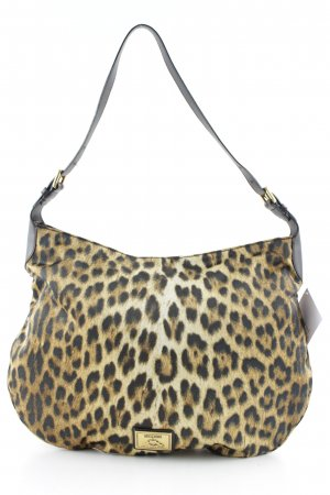 Moschino Henkeltasche Animalmuster Animal-Look