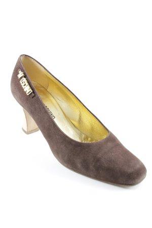 Moschino High Heels mehrfarbig klassischer Stil