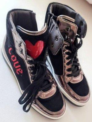 Moschino High Top Sneaker