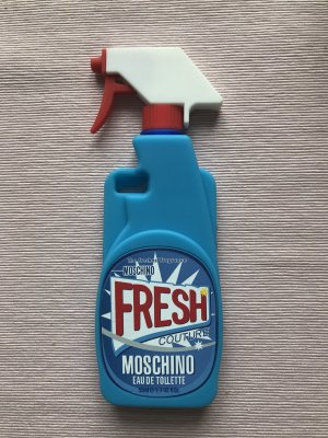 Moschino iPhone 5 Cover/Handy Hülle