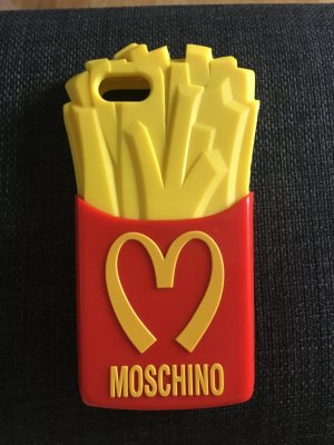 Moschino iPhone 5s Hülle French Fries