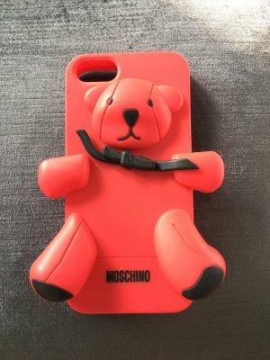 Moschino iPhone5/5S Hülle Teddy Bär