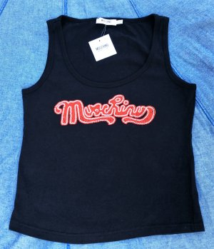 Moschino Muscle Shirt multicolored cotton