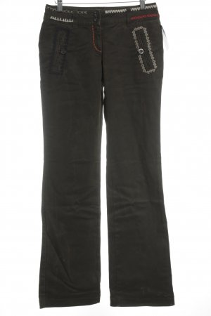 Moschino Jeans Straight-Leg Jeans mehrfarbig Casual-Look