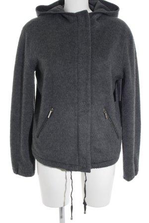 Moschino Jersey con capucha gris estilo sencillo