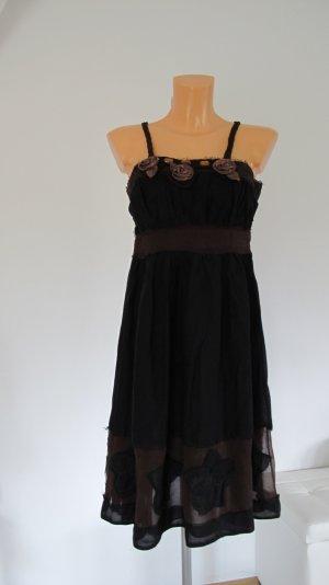 Moschino Babydoll Dress multicolored