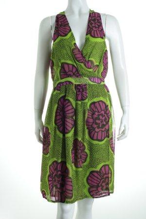 Moschino Kleid florales Muster Romantik-Look