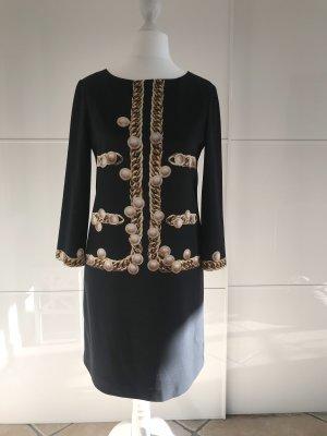 Moschino Kleid schwarz, Gr. 38