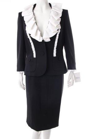 Moschino costume Black White