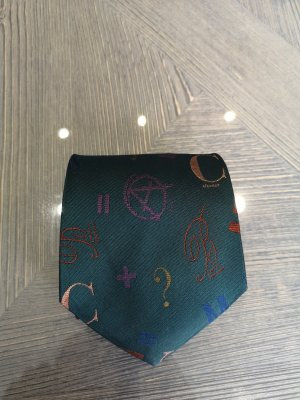 Moschino Cravatta casual multicolore