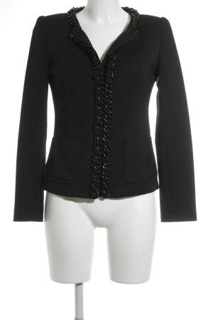 Moschino Kurzjacke schwarz Elegant