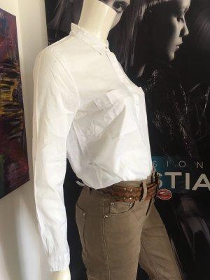 Moschino Jeans Cintura borchiata multicolore
