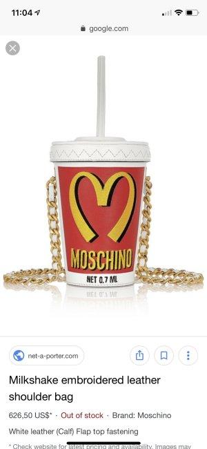 Moschino Limitiert Mc Donald Tasche