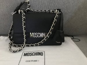 Moschino Logo Chain Crossbody Bag