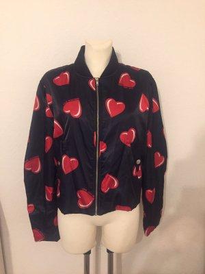 Love Moschino Blouson black-dark red