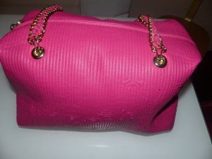 Love Moschino Bag magenta leather