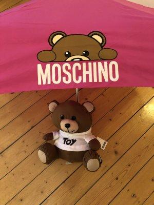 Moschino Love Teddy mit Regenschirm super süß 95€