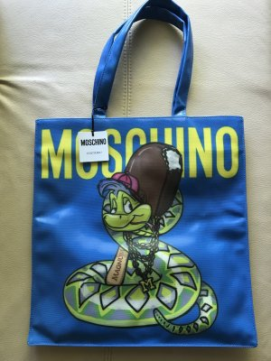 MOSCHINO & Magnum Capsule Collection Tasche NEU