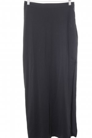 Moschino Maxi Skirt black simple style
