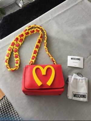 Moschino Mc Donalds fast Food Collection by Jeremy Scott