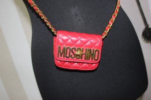 Moschino Mini Bag gold-colored-red