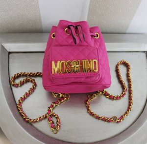 MOSCHINO Mini Rucksacke Barbie Jeremy Scott Kollektion Limited Editon Tasche
