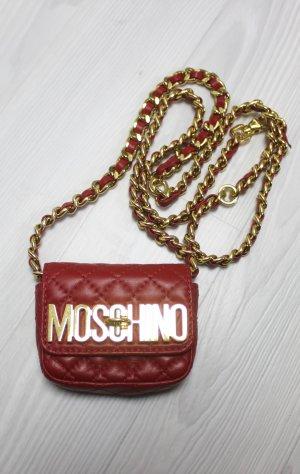 MOSCHINO Mini Tasche Crossbody Gürteltasche Bag Designer