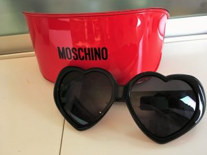 Moschino Sunglasses black synthetic material