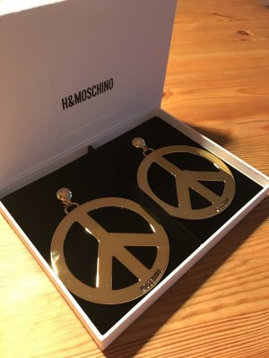 Moschino Earclip gold-colored