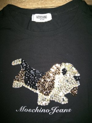 Moschino Pailletten Shirt