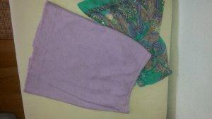 Moschino Rock Vintage Kostümrock Gr. 40 violett