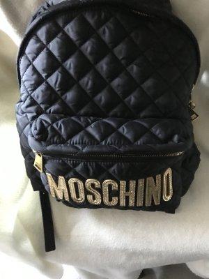 Moschino Gekruiste tas zwart Nylon