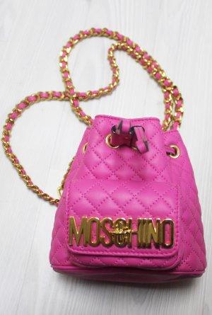MOSCHINO Rucksack mini Tasche Jeremy Scott Barbie Edition