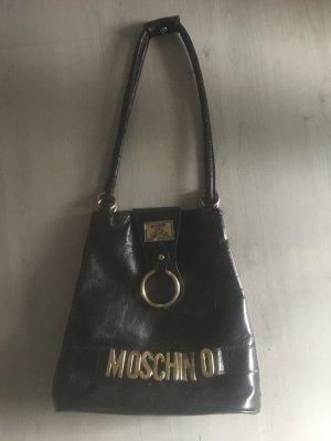 Moschino Borsetta nero-oro