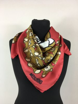 Moschino Fazzoletto da collo multicolore