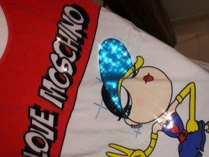 Love Moschino T-shirt veelkleurig