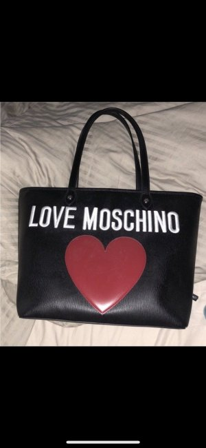 Love Moschino Shopper multicolore cuir
