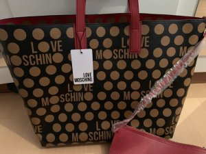 Love Moschino Shopper multicolore