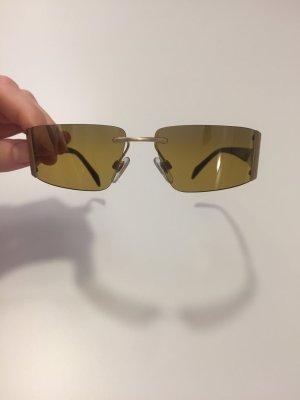 Moschino Gafas coñac-color oro