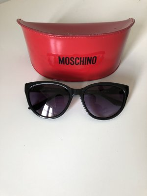 Moschino Retro Glasses black