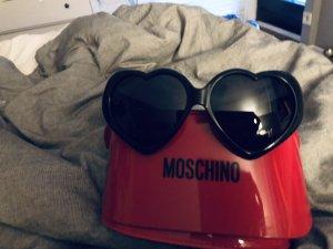 Moschino Zonnebril zwart