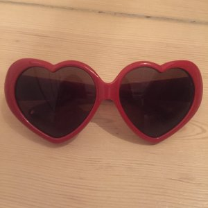 Moschino Sonnenbrille in Herz Design