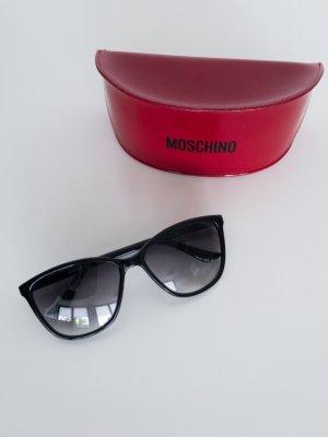 Moschino Sonnenbrille MO65004S in Schwarz/Grau NEU