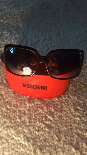 Moschino Glasses black synthetic material