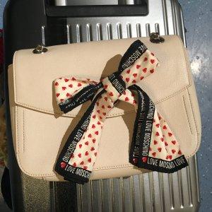 Moschino Tasche mit Schleife
