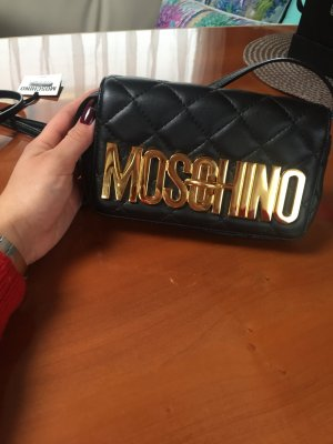 Moschino Tasche Neu wallet on chain