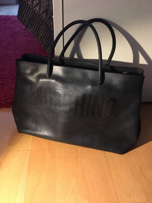 Moschino Carry Bag black