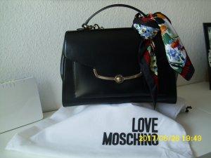 Moschino Tasche schwarz | Love Moschino | Black | Bag | Designer Handtasche