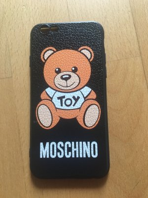 Moschino Teddy Handy Hülle iPhone 6/6s neu